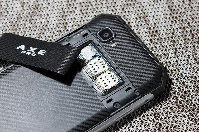 myphone hammer axe pro specyfikacja