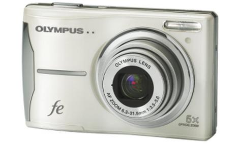 Olympus FE-46 [TEST]