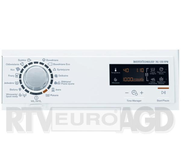 Electrolux EWS1276CI