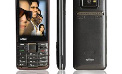 MyPhone 8815TV FOXY – telewizja w telefonie za darmo