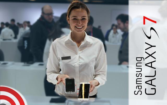 Samsung Galaxy S7 - Prezentacja na Unpacked 2016