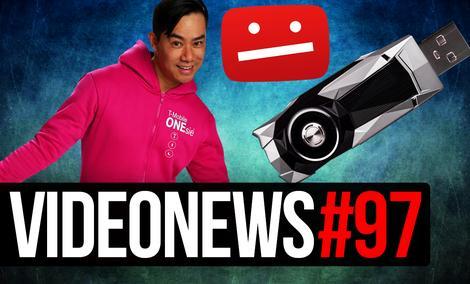 Śmieszki Technologii, Problemy YouTube i Ludzie Roboty - VideoNews #97