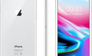 Apple iPhone8 256GBSrebrny (MQ7D2ZD/A)