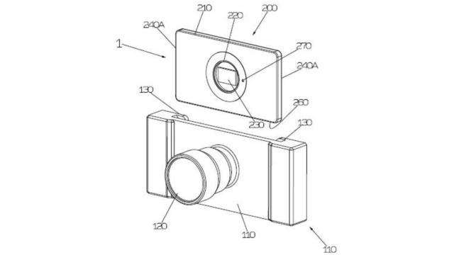 Patent na obiektyw w smartfonach Yongnuo zakłada dedykowaną matrycę z tyłu