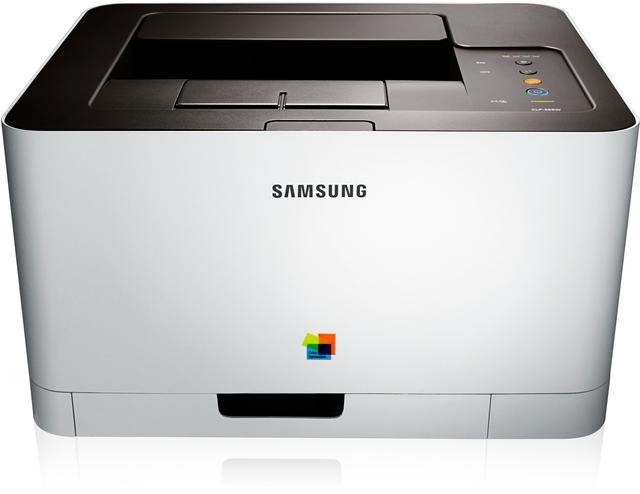 Samsung CLP-365W - prezentacja drukarki