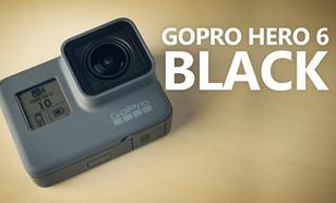 Najlepsza Kamera Sportowa na Rynku? GoPro Hero 6 Black!