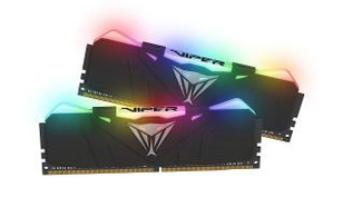 Patriot Viper Gaming RGB DDR4 16GB (2 x 8GB) 3200 CL16 - RATY 0%