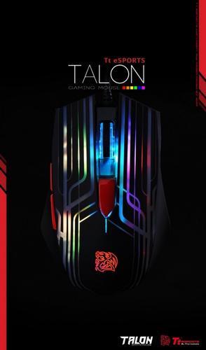 Thermaltake Tt eSPORTS Myszka dla graczy - Talon 3050 Avago