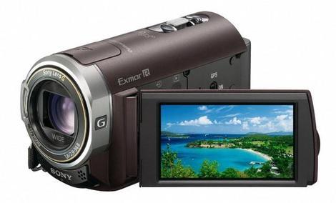 Kamera cyfrowa Sony HDR-CX350V