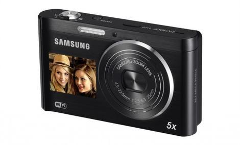Samsung DV300F – nowy aparat 2View z modułem sieci bezprzewodowych