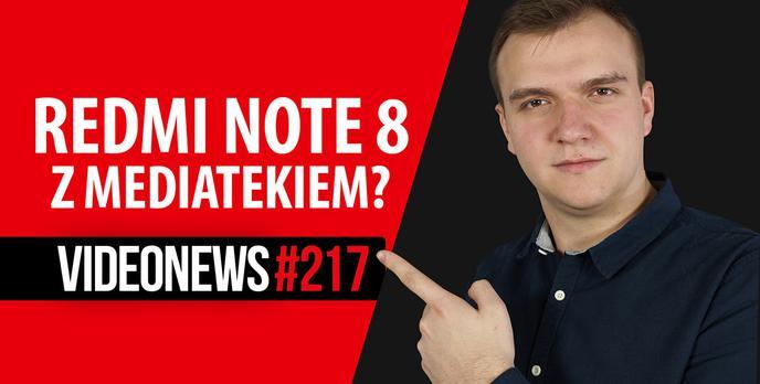 Kontrowersyjny Redmi Note 8, podsumowanie Gamescomu, Bluetooth zhakowany - VideoNews #217