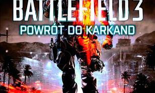 Battlefield 3: Powrót do Karkand (pudełko z kodem do pobrania dodatku Powrót do Karkand)