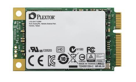 Dyski SSD Plextor M6M z Interfejsem mSATA 128, 256 i 512 GB - Już Dostępne!