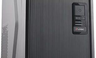 Logic Concept A35 Midi Tower,USB 3.0 x 1, bez zasilacza (czarna) (AT-A035-10-0000000-0002)