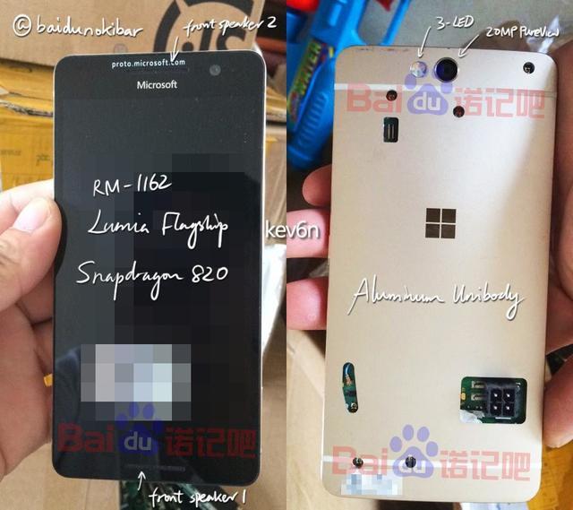 nowa lumia 960