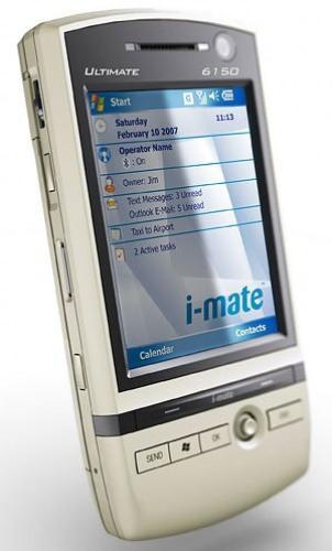 i-mate Ultimate 6150