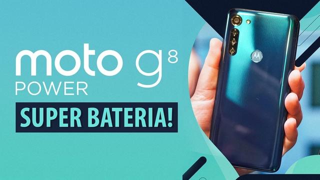 Motorola Moto G8 Power - Pierwsze wrażenia