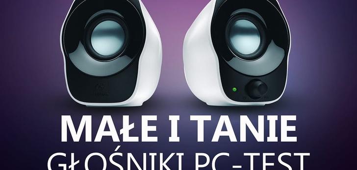 Recenzja Logitech Z120 - Małe i Tanie Głośniki do Komputera