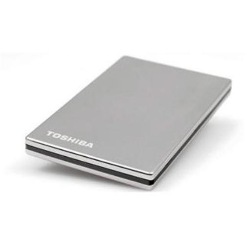 Toshiba StorE Steel 500GB USB 2,5 cala silver (PA4152E-1HE0)