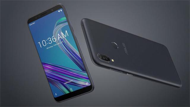 Asus Zenfone Max Pro M1 ekran