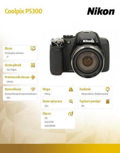 Nikon P530 Black