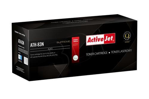 ActiveJet ATH-83N czarny toner do drukarki laserowej HP (zamiennik 83A CF283A) Supreme