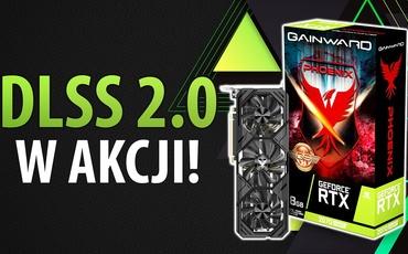 DLSS 2.0 vs Gainward GeForce RTX 2070 SUPER Phoenix GS