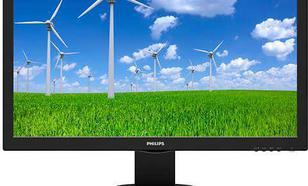 Philips 23.6'' 243S5LJMB LED DVI-D DP HDMI Pivot i