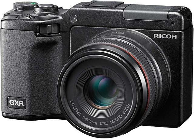 Ricoh GXR rewolucja w aparatach