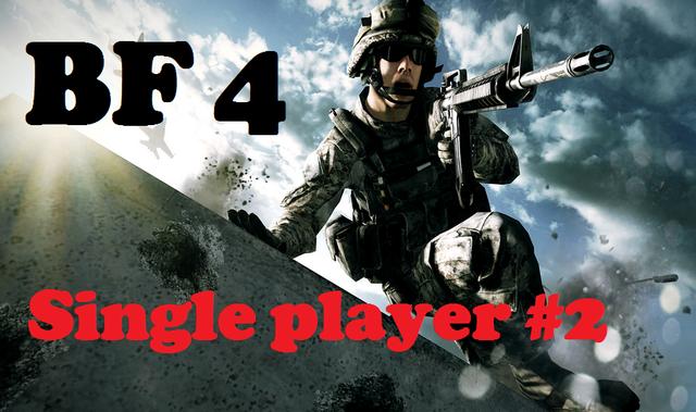 Battlefield 4 - Kampania single player c.d [GAMEPLAY]