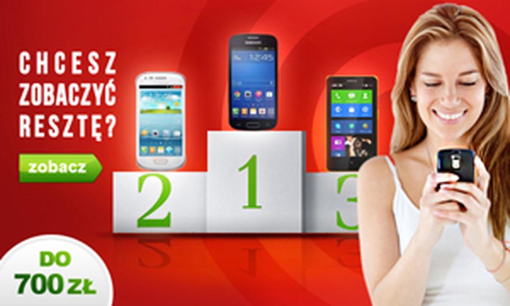 Smartfony Do 700 zł - Sprawdź Najpopularniejsze Modele!