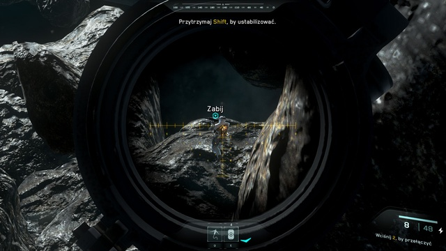 Call of Duty: Infinite Warfare - Snajperka