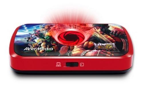 AVerMedia Live Gamer Portable CAPCOM edition