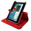 4World ETUI DO GALAXY TAB 2 7'' ROTARY CZERWONE