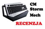 Cm Storm Mech - klawiatura mechaniczna w aluminiowej obudowie