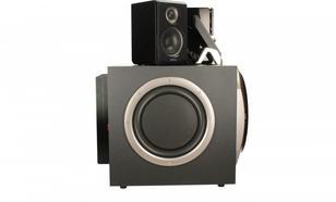 Edifier Głośniki 2.1 S730 czarne / optyk / Mega Bass