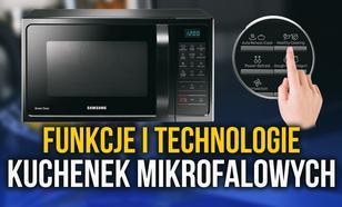 Najważniejsze Funkcje i Technologie Kuchenek Mikrofalowych
