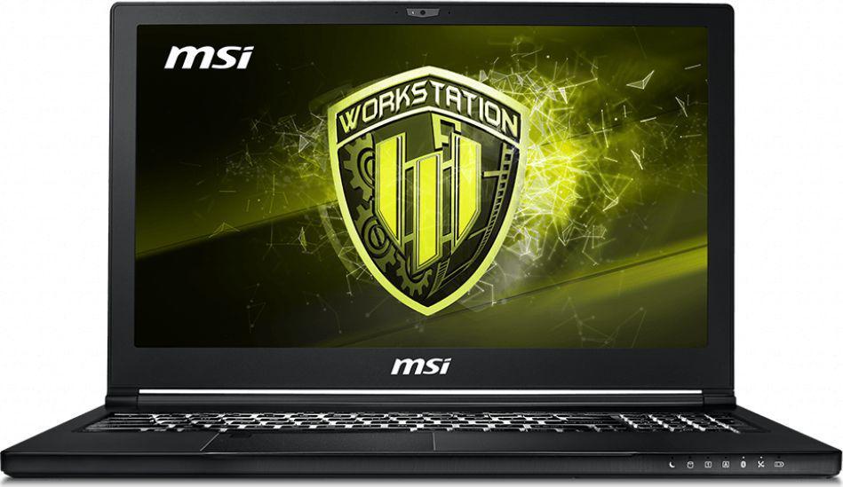 MSI WS63 8SL-057PL