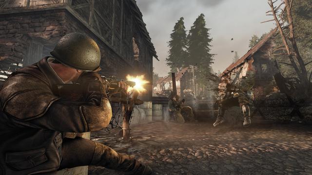 Enemy Front - FPS z akcją w Warszawie