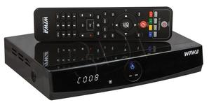WIWA HD 102 MC MPEG4 & HD MEDIA PLAYER