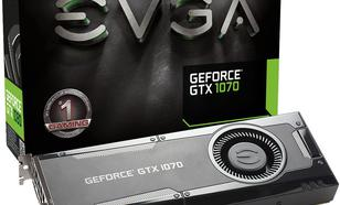EVGA GeForce GTX 1070 Gaming 8GB GDDR5 (256 Bit) DVI-D, HDMI, 3xDP, BOX (08G-P4-5170-KR)