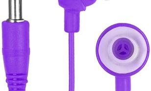 E5 Freaky Sound fioletowe (RE02287_purple)