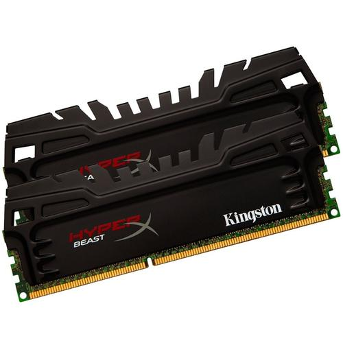 Kingston DDR3 HyperX Beast 8GB/1600 (2*4GB) CL9-9-9 256*8
