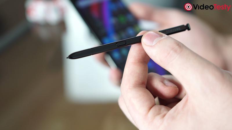 Rysik S Pen jest nieco śliski
