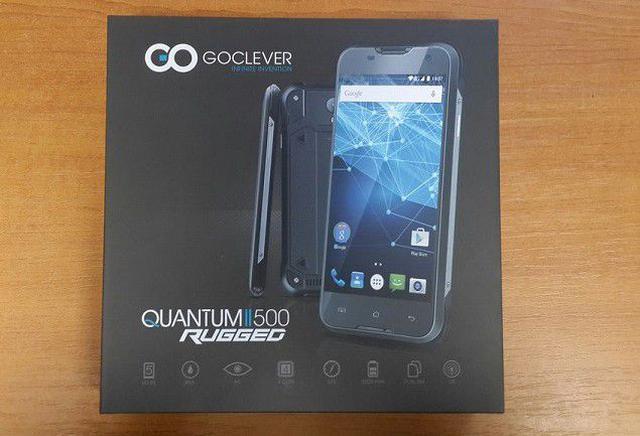 GoClever Quantum 2 500 Rugged Pudełko