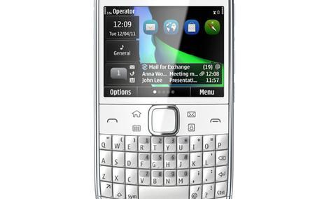 Nokia E6 - Polska prezentacja telefonu
