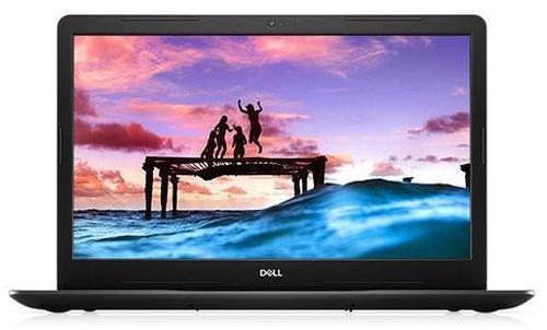 DELL Inspiron 17 3780-5098 - czarny - 240GB M.2 + 1TB HDD   12GB