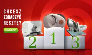 Czołowe Krajalnice - Ranking Styczeń 2015