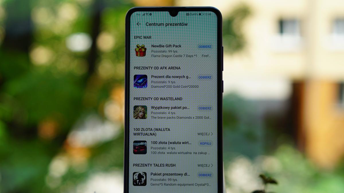 Prezenty przygotowane przez Huawei pozwolą wejść do gry z przytupem