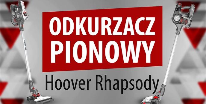 Odkurzacz pionowy Hoover Rhapsody RA22HCG 011